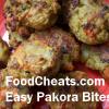 Easy Pakora Bites