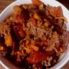 Slow Cooker Chilli Con Carne, No Prep Method