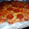 Review: McEnnedy American Style Pizza, Spicy Pepperoni, from Lidl
