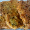 Simple Oven Baked Onion Bhaji
