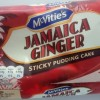 McVities Ginger Cake Sticky Pudding Cake Review