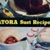 Vintage Atora Suet Recipes Book