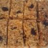 Microwave Flapjack Recipe: Cherry Sultana Flapjack