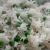 Microwave Basmati Rice & Peas
