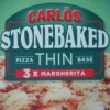 Carlos Stonebaked Margherita Pizza