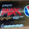 Ginger Pepsi Max Review