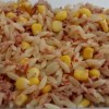 Orzo Pasta Salad with Chilli Tuna & Sweetcorn