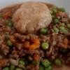Savoury Mince & Dumplings