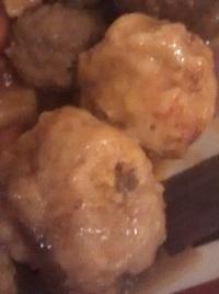 Suet Free Dumplings