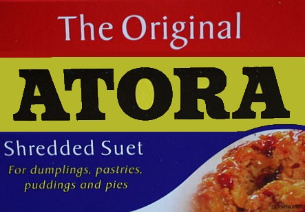 Atora Suet For Dumplings Mix