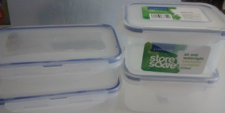 Food Storage Boxes & Lidded Pots