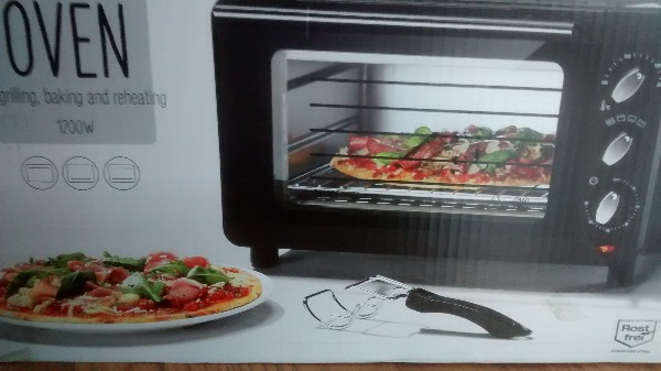 Lidl Silverline Mini Oven Grill