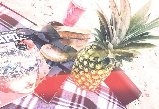 Beach Safe Foods