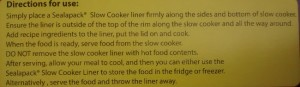 How Use Slow Cooker Liners