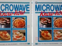 Microwave Know How Marshall Cavendish Recipe Books