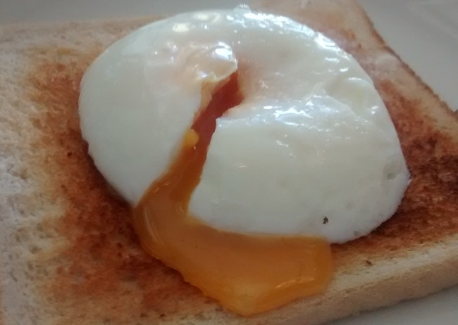 Poach Pod Poached Eggs