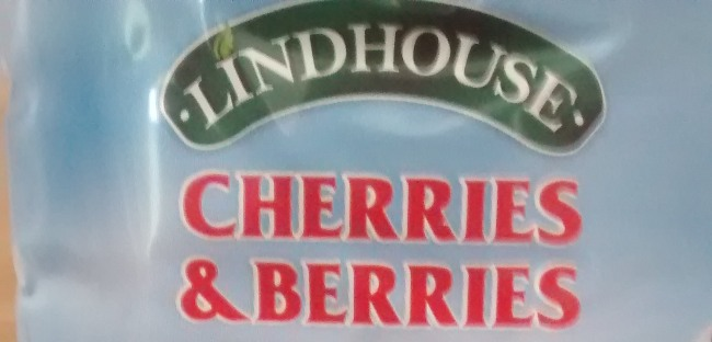 Lindhouse Berries Cherries Fruit Squash Double Strength Juice