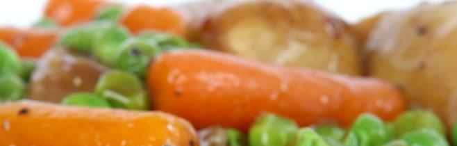 One Pot Cheats Tinned Vegetables Gravy