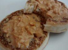 Peanut Butter Crumpets