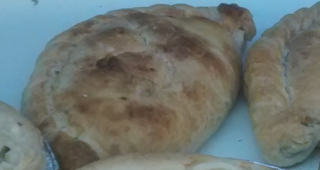 Welsh Pasties