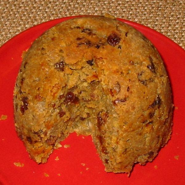 Jersey christmas pudding podin dflieu Stir up Sunday