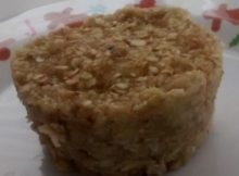 Microwave Banana Flapjacks Recipe
