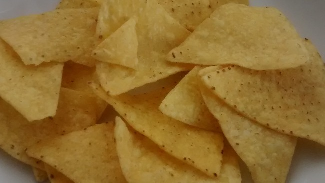 Tortilla Chips Side Dish Chilli