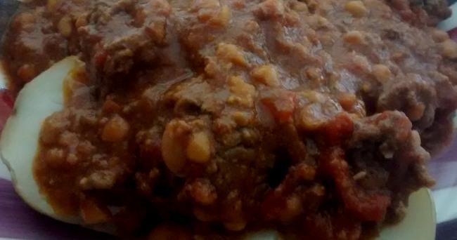 What Serve Chilli con Carne