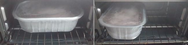 Asda Turkey Breast Joint fit mini oven both ways