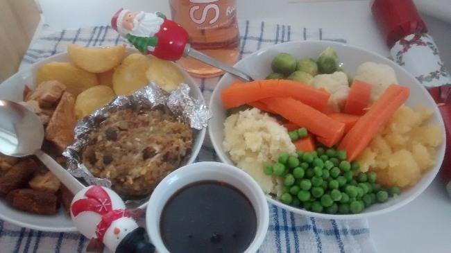 Christmas Dinner One