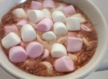 Drinking Chocolate Recipe Mini Marshmallows