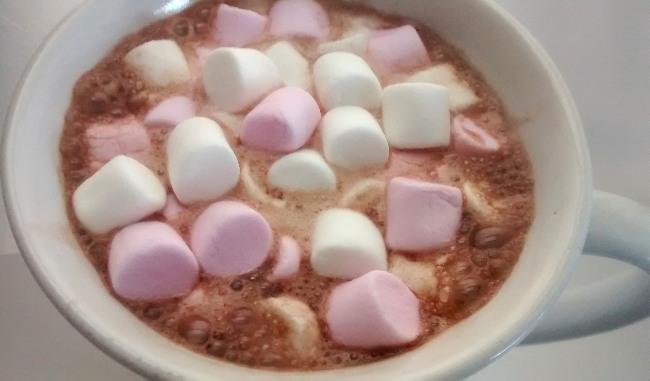 Drinking Chocolate Recipe Mini Marshmallows