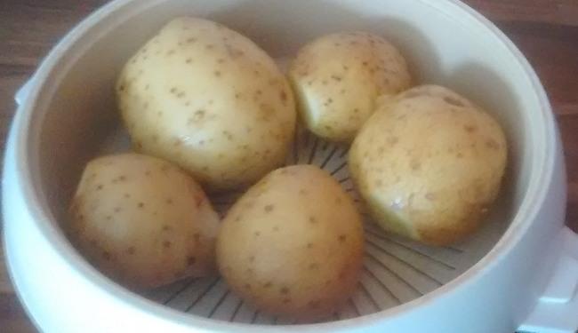 Easiest Potato Recipe Unpeeled Potatoes