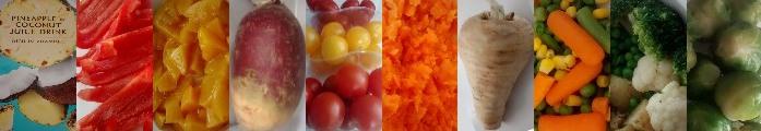 10 per day Fruit Vegetables