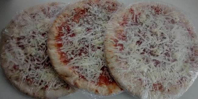 Carlos Stonebaked Frozen Marguerita Pizzas Aldi