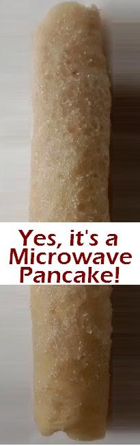 Microwave Pancake Mix Recipe