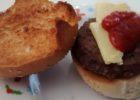 Microwave Burger Oakhurst Quarter Pounder Cheese