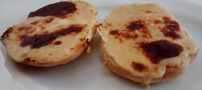 Microwave Welsh Rarebit Recipe