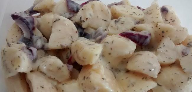 Make Potato Salad Using Tinned Potatoes