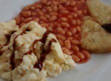 Microwave Hash Browns Breakfast 5 Minutes
