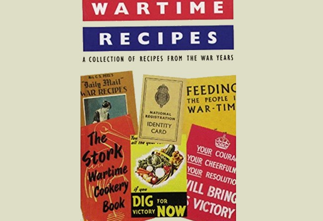 Wartime Recipes Collection Recipes From War Years 0711710449