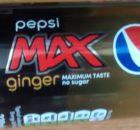 Ginger Pepsi Max Review