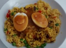 Egg Curry Indian Inspired Rice Four Seasons Aldi