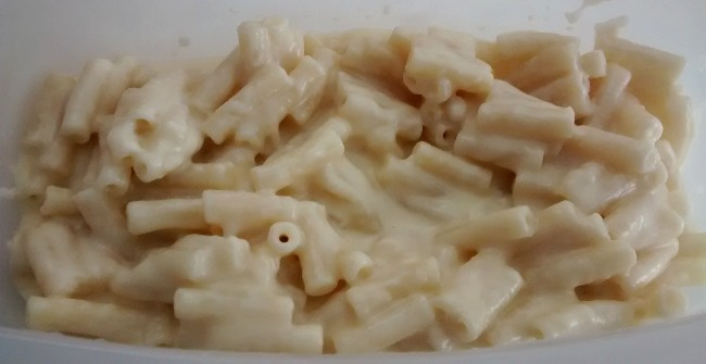 Emmental Mac Cheese Microwave Recipe