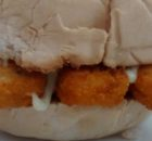 Microwave Fish Finger Butty Recipe