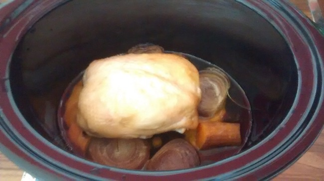 Slow Cooker Chicken Breast Joint 4 Hours Cooking Time