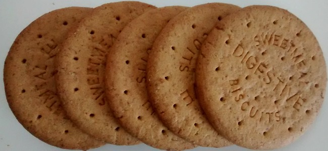 Tower Gate Digestive Biscuits Review Lidl