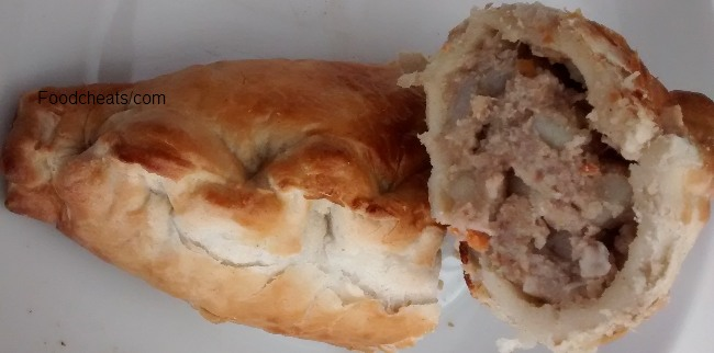 Aldi Puff Pastry Traditional Pasty Review