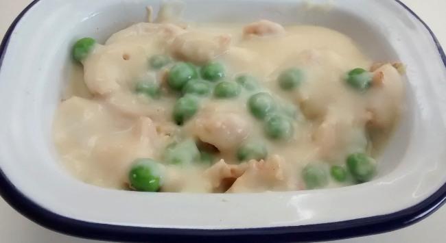 Chicken Pie Recipe White Sauce