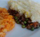 Microwave Shepherds Pie Recipe Swede Potato Mash Topping